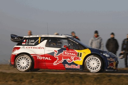 2012 Citroen DS3 WRC - rally of Monaco 3