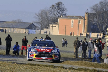 2012 Citroen DS3 WRC - rally of Monaco 4