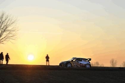 2012 Citroen DS3 WRC - rally of Monaco 5