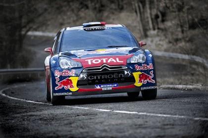2012 Citroen DS3 WRC - rally of Monaco 7