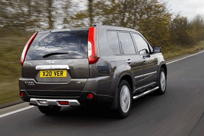 2012 Nissan X-Trail Platinum edition - UK version 11