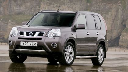 2012 Nissan X-Trail Platinum edition - UK version 6