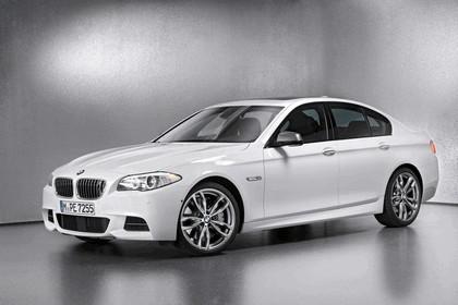 2012 BMW M550d xDrive 2