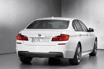 2012 BMW M550d xDrive 3