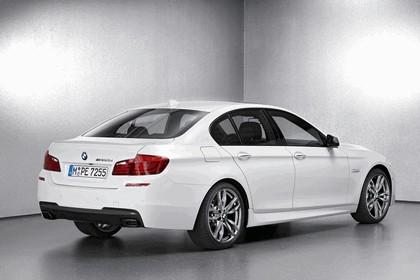 2012 BMW M550d xDrive 4