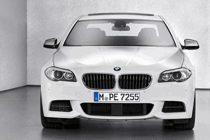 2012 BMW M550d xDrive 5