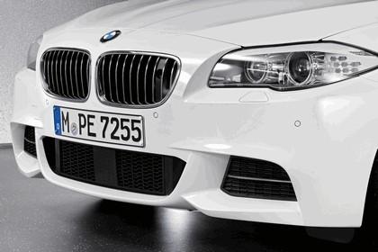 2012 BMW M550d xDrive 7