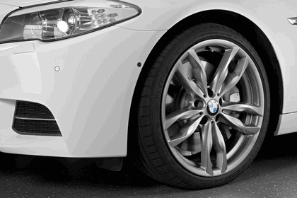 2012 BMW M550d xDrive 8