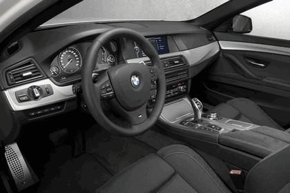 2012 BMW M550d xDrive 15