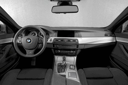 2012 BMW M550d xDrive 16