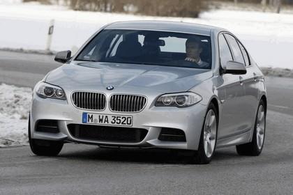 2012 BMW M550d xDrive 22