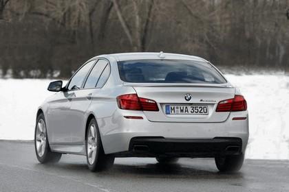 2012 BMW M550d xDrive 25