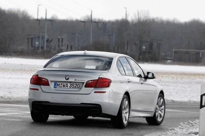 2012 BMW M550d xDrive 26