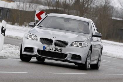 2012 BMW M550d xDrive 29