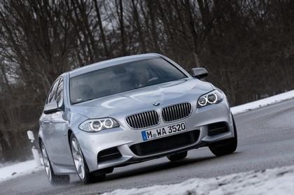 2012 BMW M550d xDrive 30