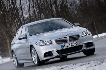 2012 BMW M550d xDrive 31