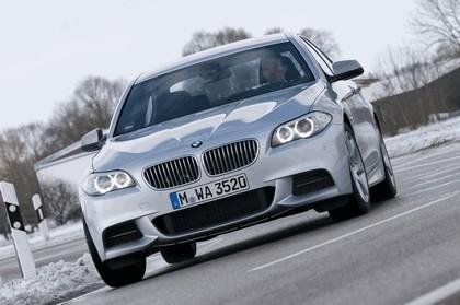 2012 BMW M550d xDrive 32