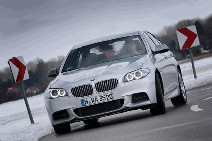 2012 BMW M550d xDrive 33