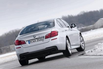 2012 BMW M550d xDrive 34
