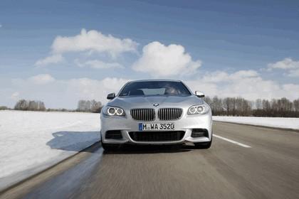 2012 BMW M550d xDrive 36