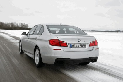 2012 BMW M550d xDrive 39