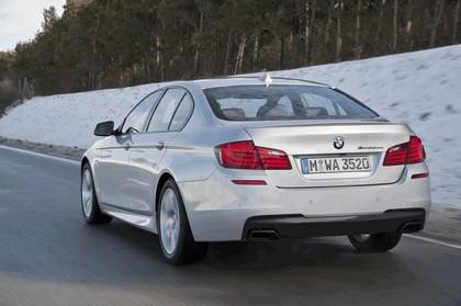 2012 BMW M550d xDrive 40