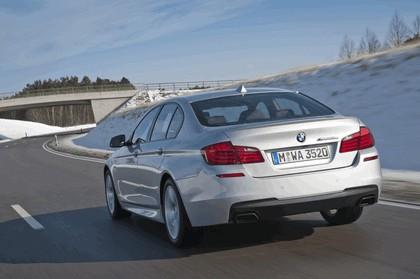 2012 BMW M550d xDrive 41