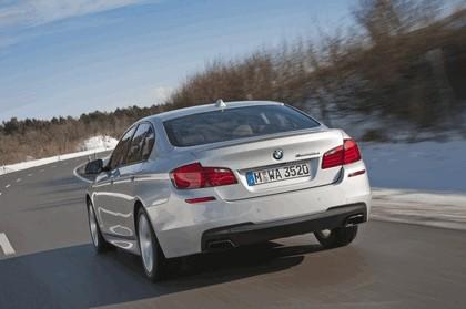 2012 BMW M550d xDrive 42
