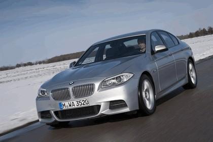 2012 BMW M550d xDrive 45