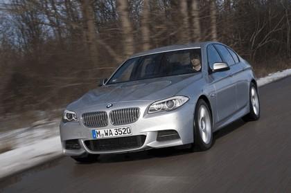 2012 BMW M550d xDrive 50