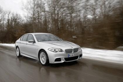 2012 BMW M550d xDrive 52
