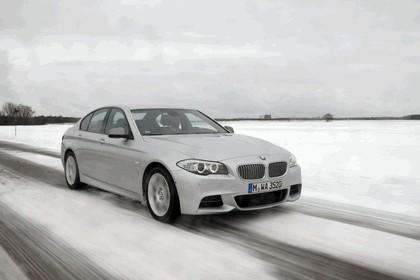2012 BMW M550d xDrive 53