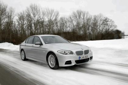 2012 BMW M550d xDrive 54