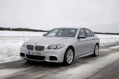 2012 BMW M550d xDrive 55