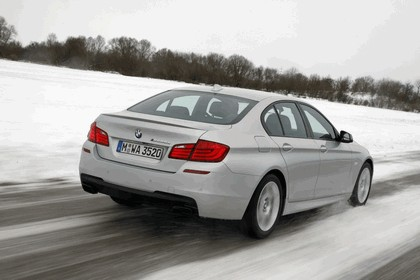2012 BMW M550d xDrive 56