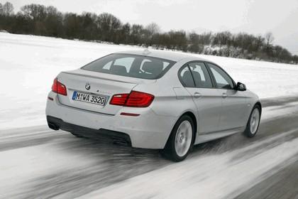 2012 BMW M550d xDrive 57