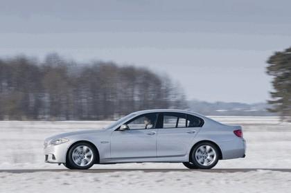 2012 BMW M550d xDrive 61