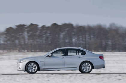 2012 BMW M550d xDrive 62