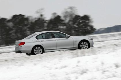 2012 BMW M550d xDrive 64