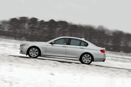 2012 BMW M550d xDrive 65