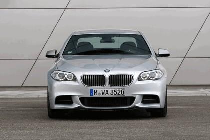 2012 BMW M550d xDrive 75
