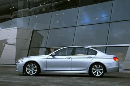 2012 BMW M550d xDrive 80
