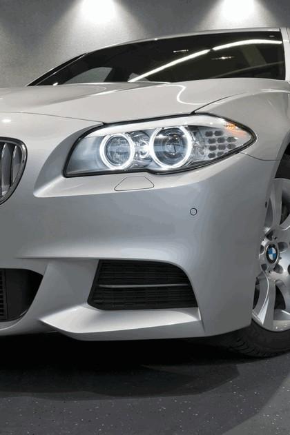 2012 BMW M550d xDrive 85
