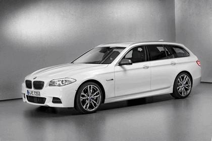 2012 BMW M550d xDrive Touring 1