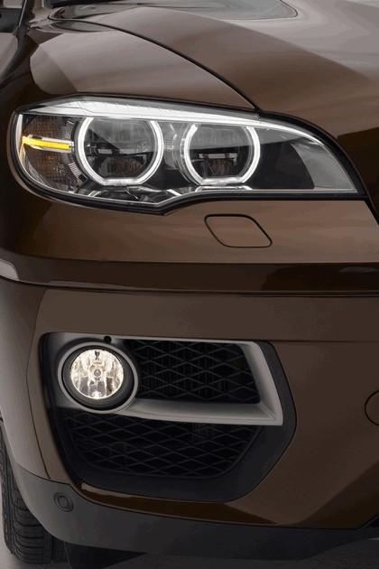 2012 BMW X6 8