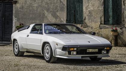 1981 Lamborghini Jalpa 9