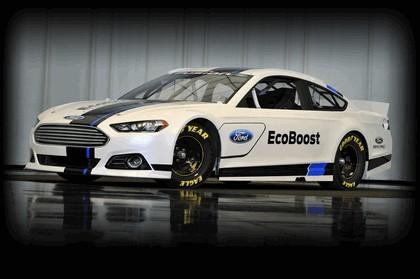 2013 Ford Fusion NASCAR Sprint Cup Car 1