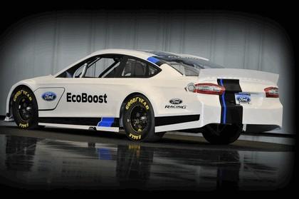 2013 Ford Fusion NASCAR Sprint Cup Car 3