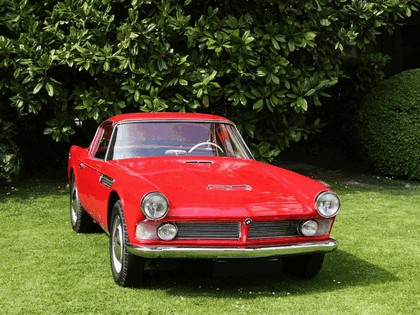 1959 BMW 507 coupé by Giovanni Michelotti 2
