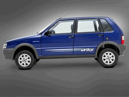 2006 Fiat Mille Way 2